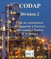 CODAP Division 2 : 2010 version française