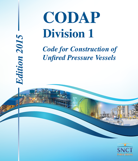CODAP 1 2015 EN révision 2018