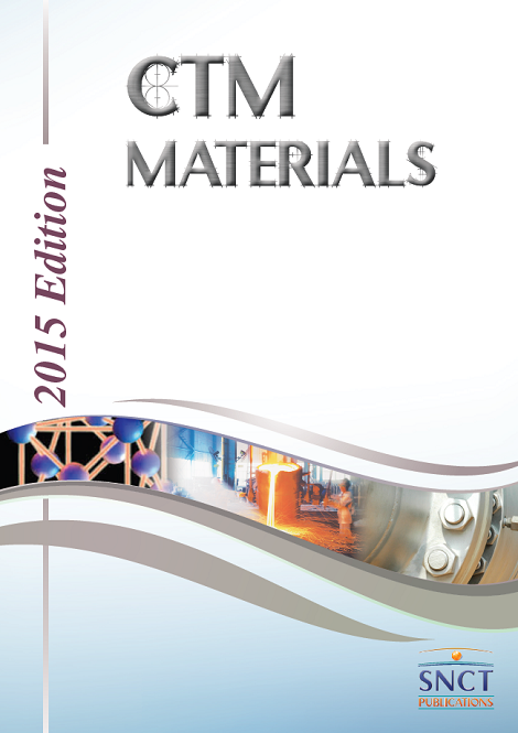 CTM Materials 2015 + addendum 11/16 version anglaise